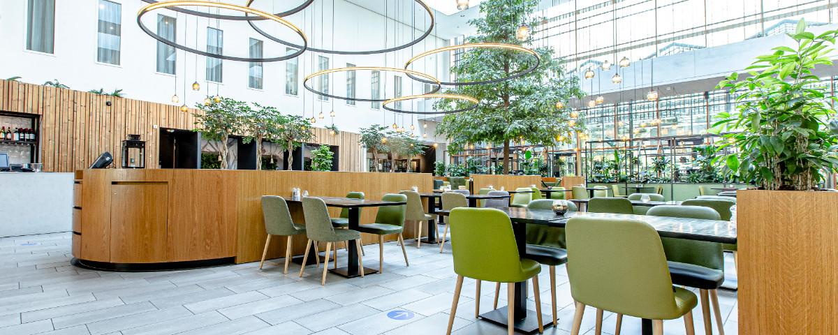 Novotel restaurant