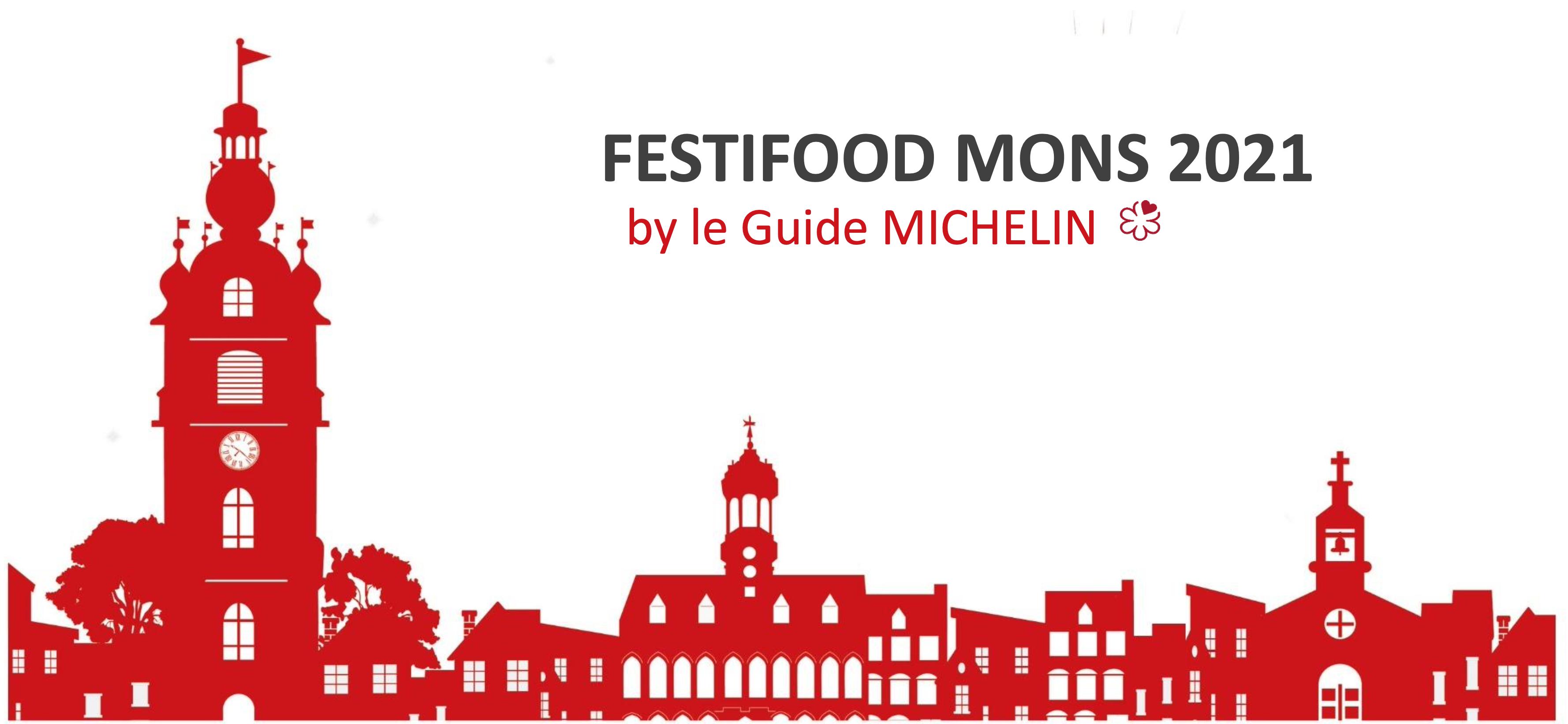 Lavazza is officiële sponsor van Festifood by le Guide Michelin 2021